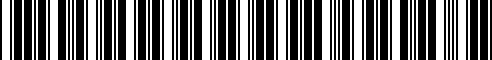 Barcode for 51912183853