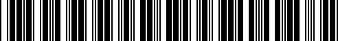 Barcode for 82110017663