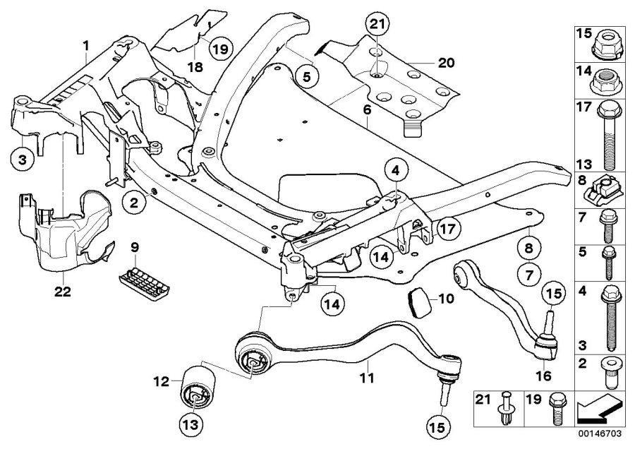 31126765992 - Hydrobearing  Suspension  Axle