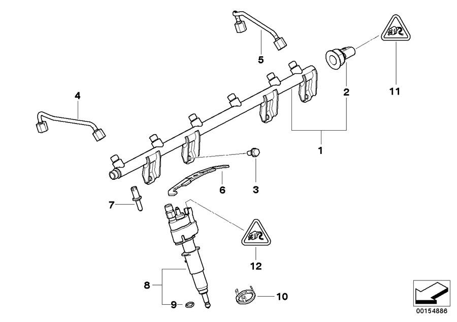 Bmw 135i Rp Injector  Alpina  Fuel  Coup U00e9