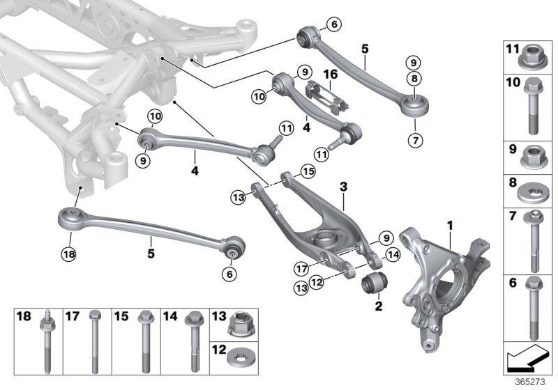 2015 Bmw M3 Hex Screw With Collar  M14x1  5x82-10 9 - 33326762875