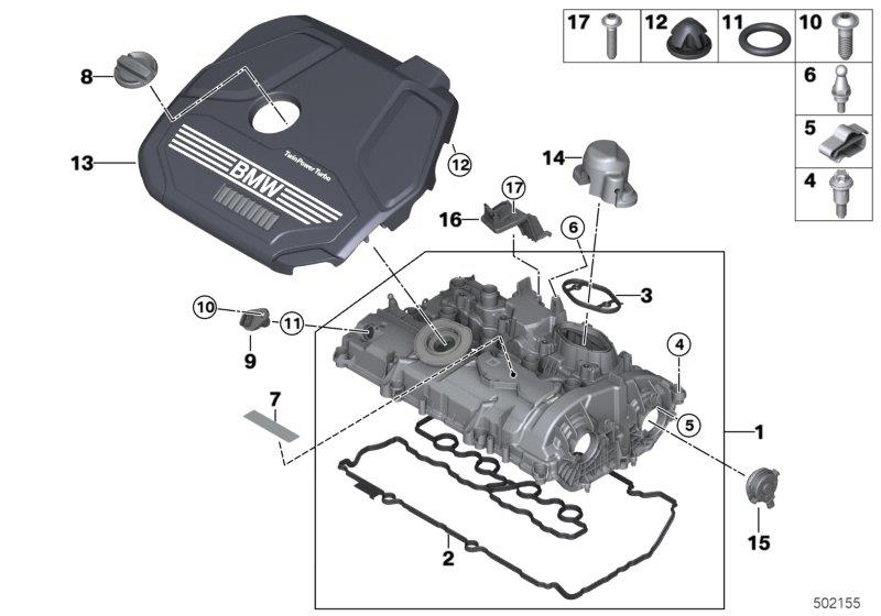 2020 Bmw X1 Vanos Actuator  Timing  Alpina  Chain