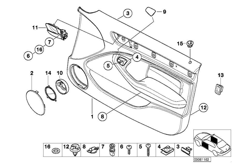 34 1999 Bmw 323i Parts Diagram