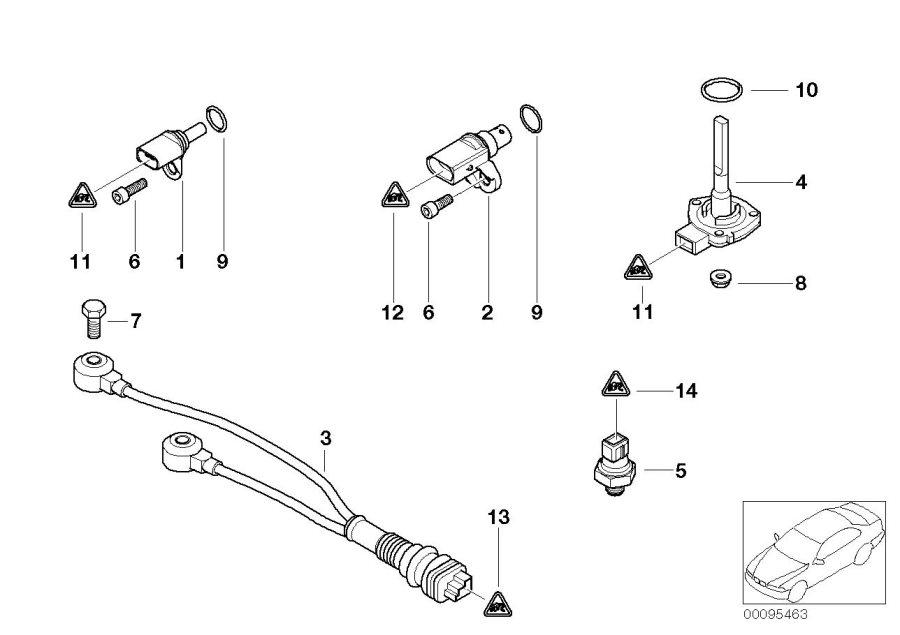 12617549796 oil pressure sensor engine system. Black Bedroom Furniture Sets. Home Design Ideas