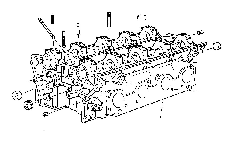 1994 bmw 740il screw plug m10x1 engine alpina. Black Bedroom Furniture Sets. Home Design Ideas