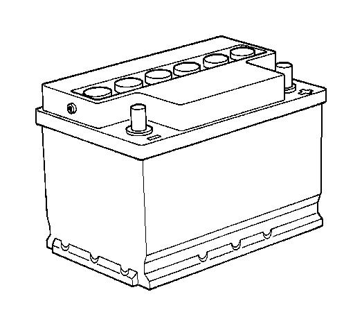 1996 Bmw 318i Battery Manuf Exide Warranty Only 70ah