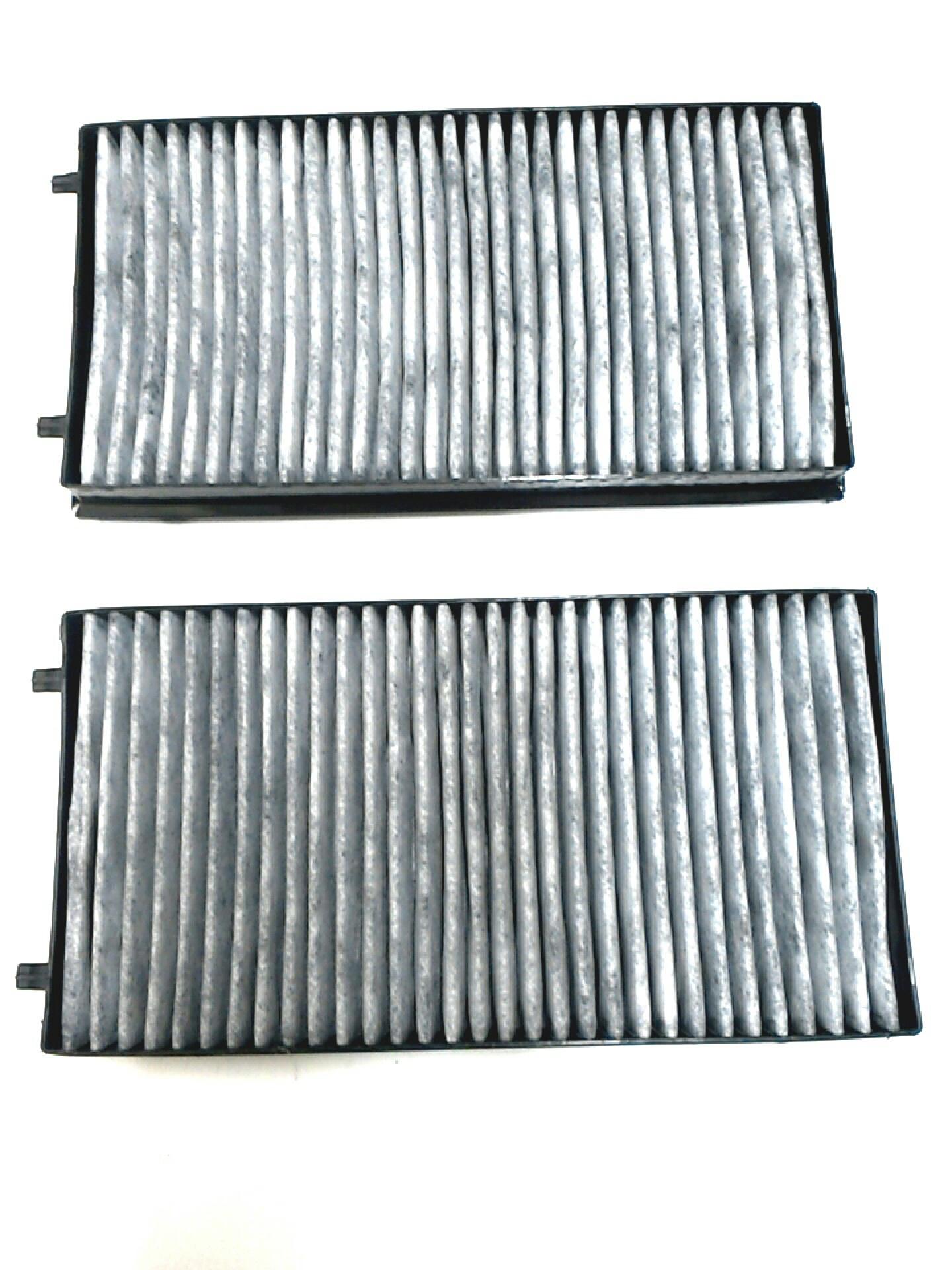 2004 Bmw 745li Set  Microfilter  Activ  Charcoal Filter